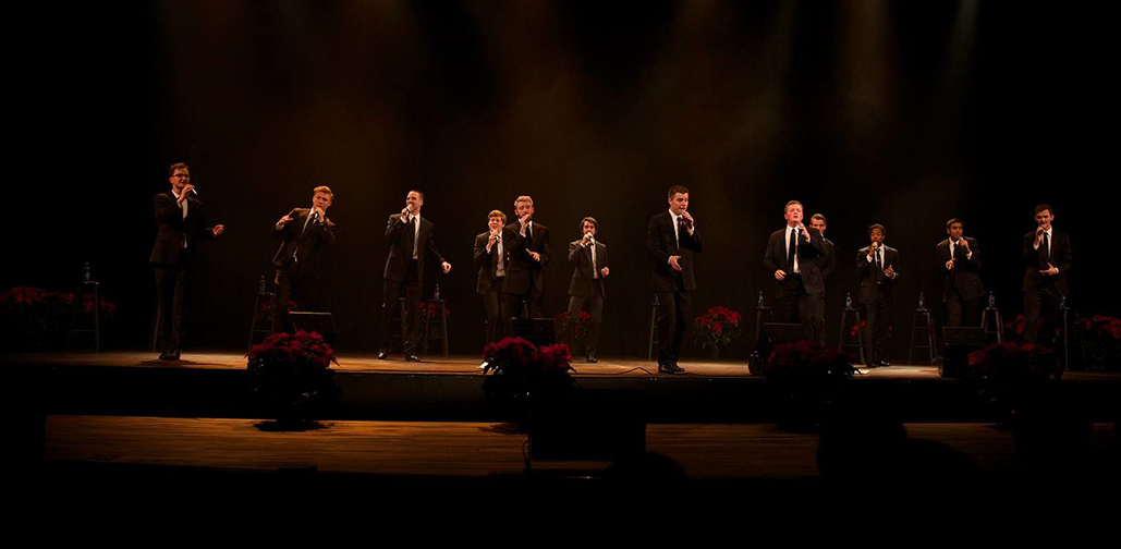Indiana University's Another Round – Christmas Show