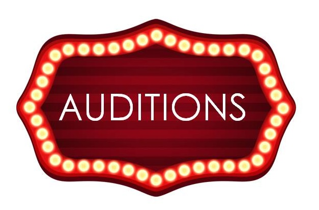 AUDITIONS TO BE HELD