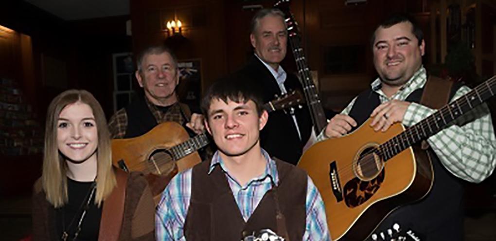Backwoods Bluegrass & Gospel Band