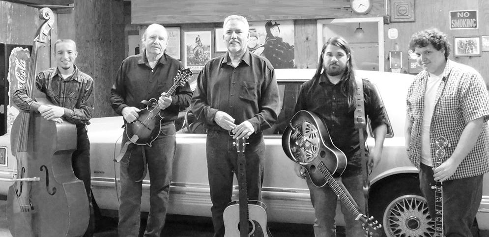 Midwest Station Bluegrass