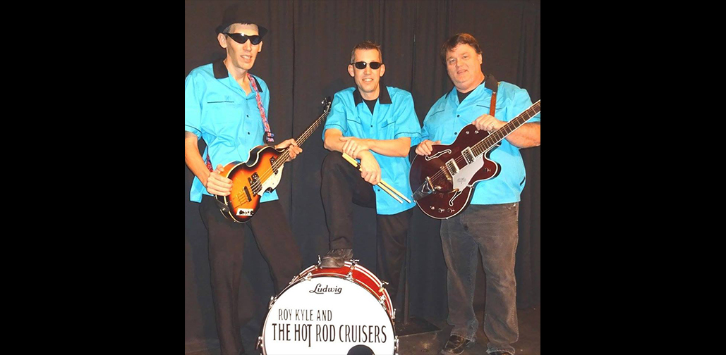 Roy Kyle & The Hotrod Cruisers
